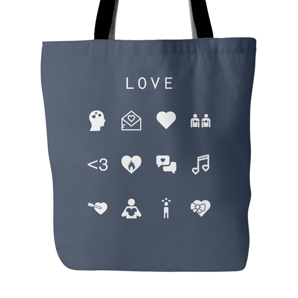 Love Tote Bag - Beacon