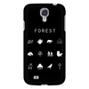 Forest Black Phone Case - Beacon