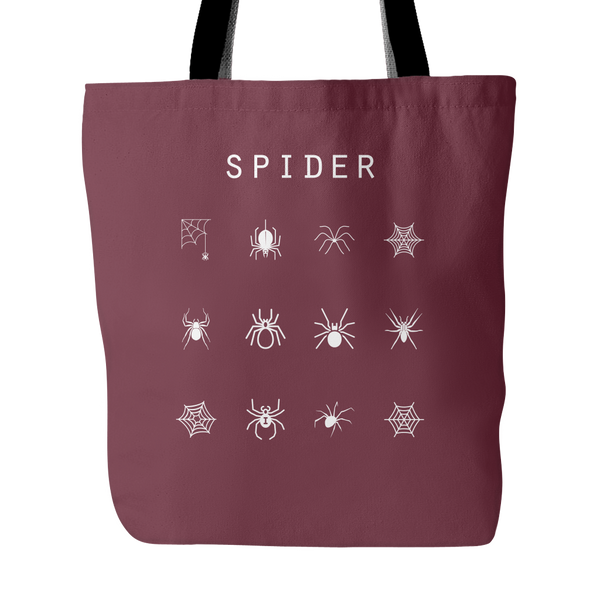 Spider Tote Bag - Beacon