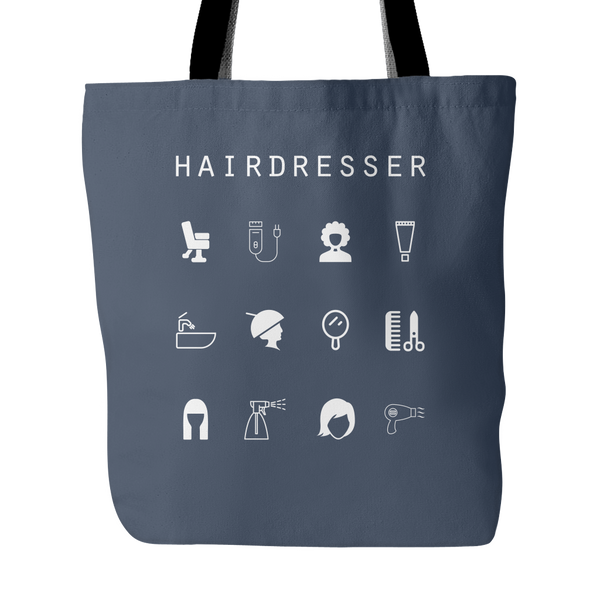 Hairdresser Tote Bag - Beacon
