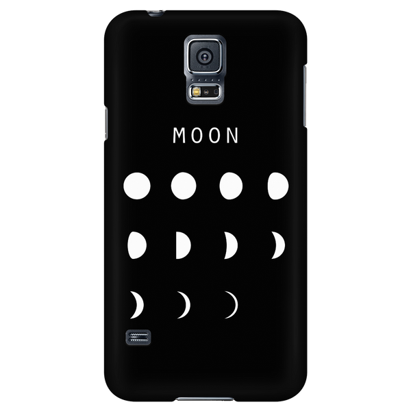 Moon Black Phone Case - Beacon