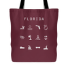 Florida Tote Bag - Beacon