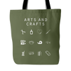 Arts and Crafts Tote Bag - Beacon