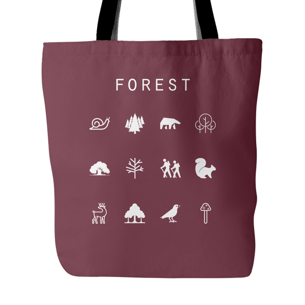 Forest Tote Bag - Beacon