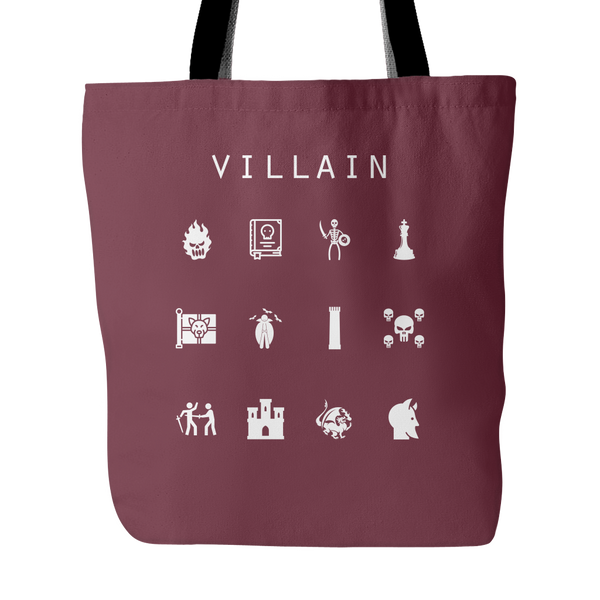 Villain Tote Bag - Beacon