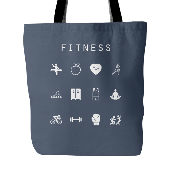 Fitness Tote Bag - Beacon