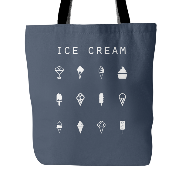 Ice Cream Tote Bag - Beacon