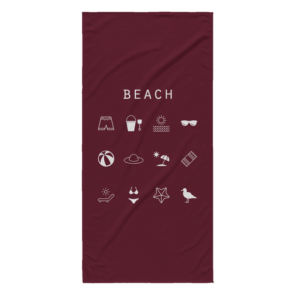 Beach Towel - Beacon