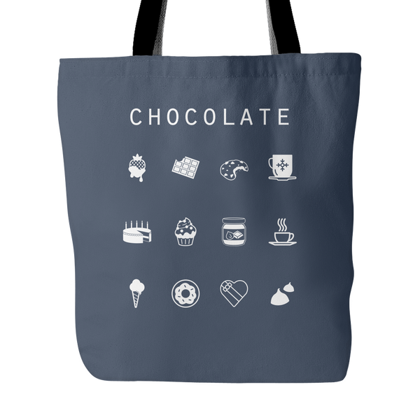 Chocolate Tote Bag - Beacon