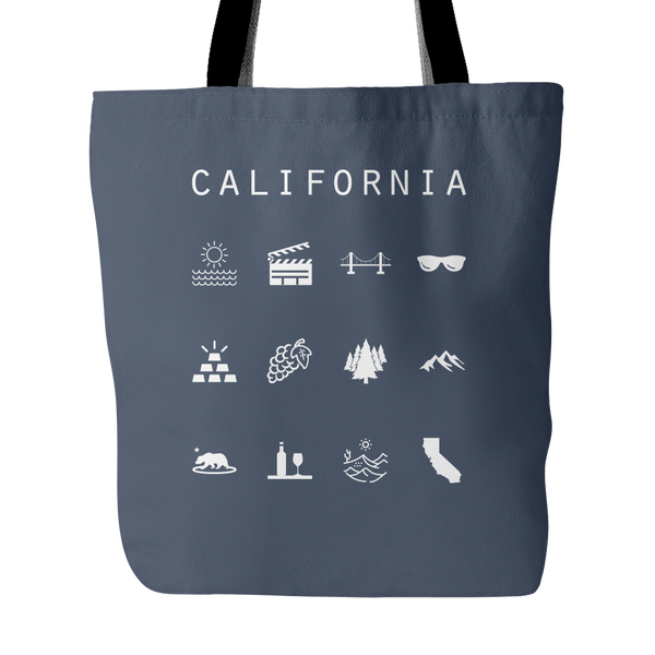 California Tote Bag - Beacon