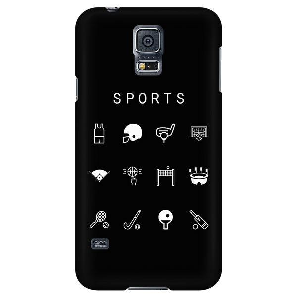 Sports Black Phone Case - Beacon