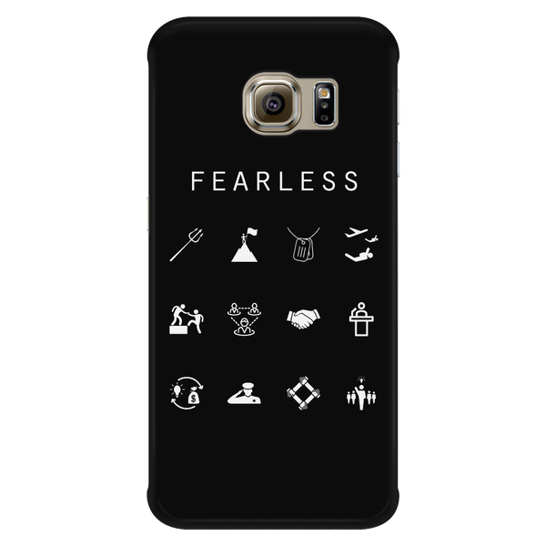 Fearless Black Phone Case - Beacon
