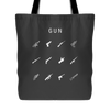 Gun Tote Bag - Beacon