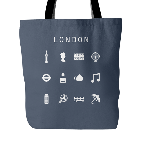 London Tote Bag - Beacon