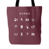 Human Tote Bag - Beacon