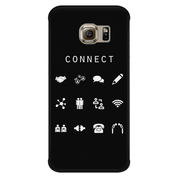 Connect Black Phone Case - Beacon