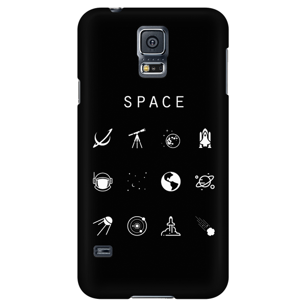 Space Black Phone Case - Beacon