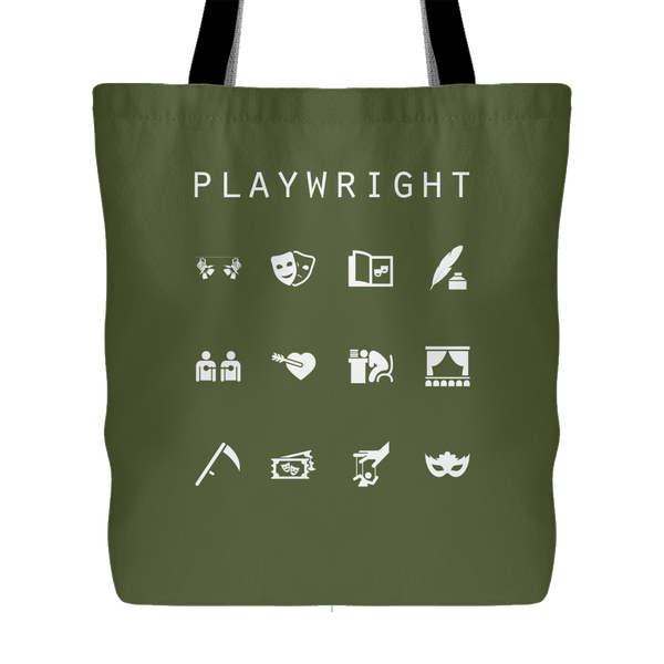 Playwright Tote Bag - Beacon