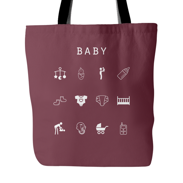 Baby Tote Bag - Beacon