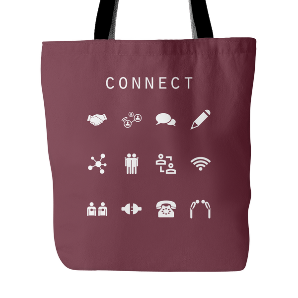 Connect Tote Bag - Beacon