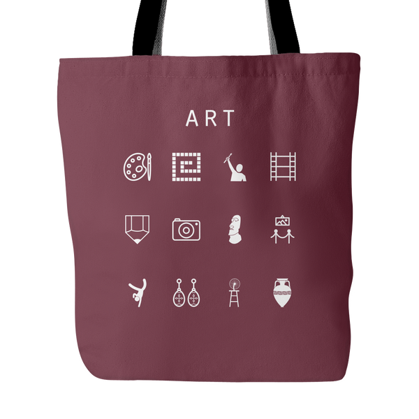 Art Tote Bag - Beacon