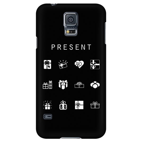 Present Black Phone Case - Beacon