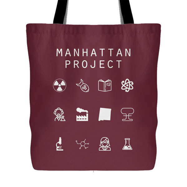 Manhattan Project Tote Bag - Beacon