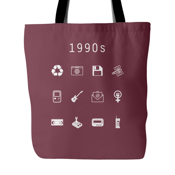1990s Tote Bag - Beacon