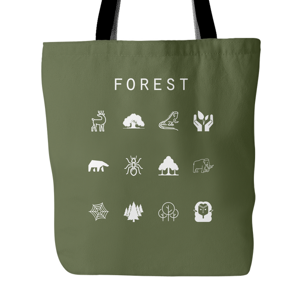 Forest (MTG) Tote Bag - Beacon