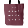 Sex Tote Bag - Beacon
