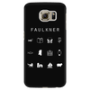 Faulkner Black Phone Case - Beacon