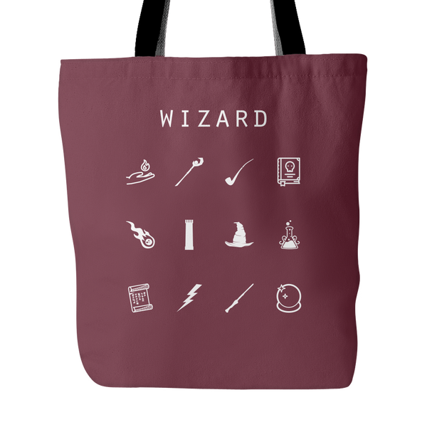 Wizard Tote Bag - Beacon
