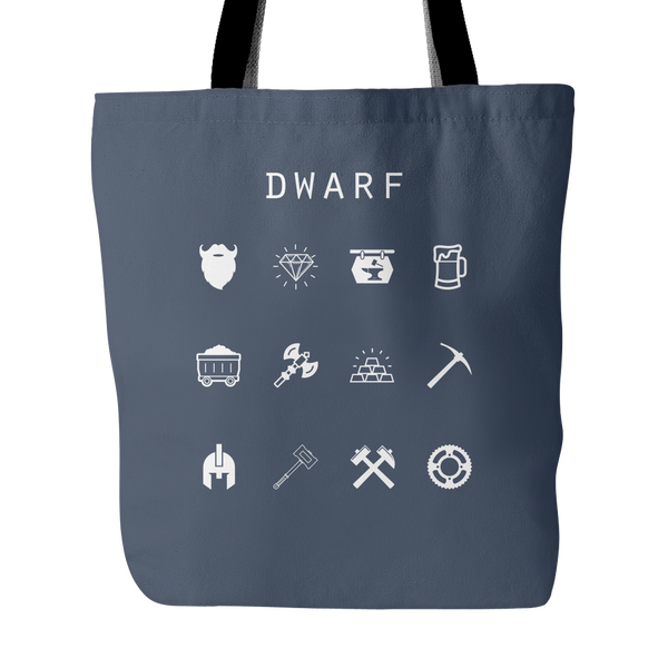 Dwarf Tote Bag - Beacon