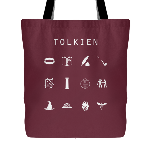 Tolkien Tote Bag - Beacon