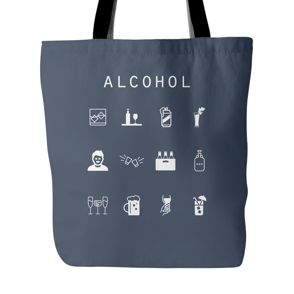 Alcohol Tote Bag - Beacon