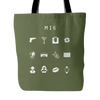 MI6 (James Bond) Tote Bag - Beacon