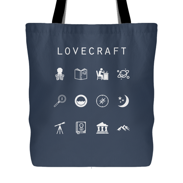 Lovecraft Tote Bag - Beacon