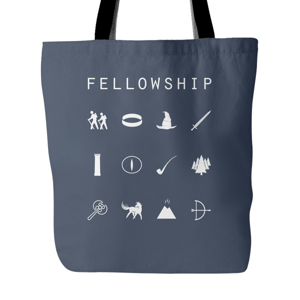Fellowship (Lord of the Rings) Tote Bag - Beacon