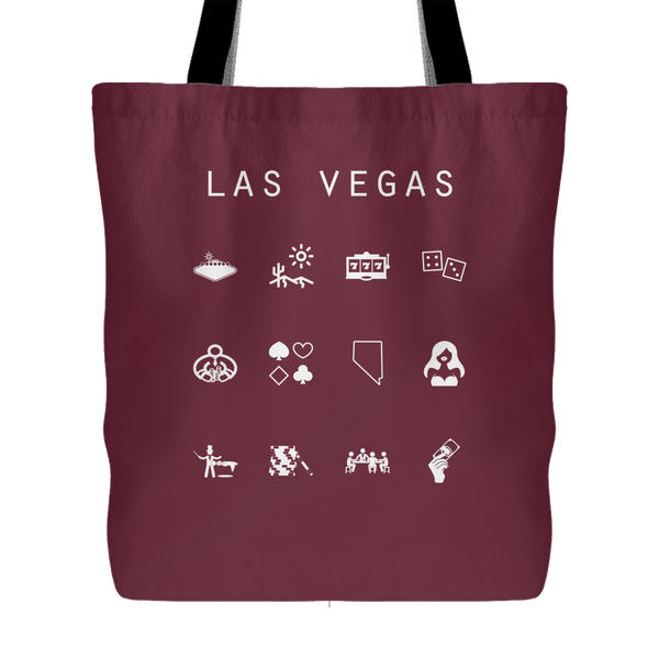 Las Vegas Tote Bag - Beacon