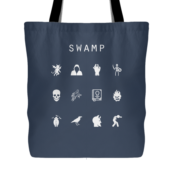 Swamp (MTG) Tote Bag - Beacon