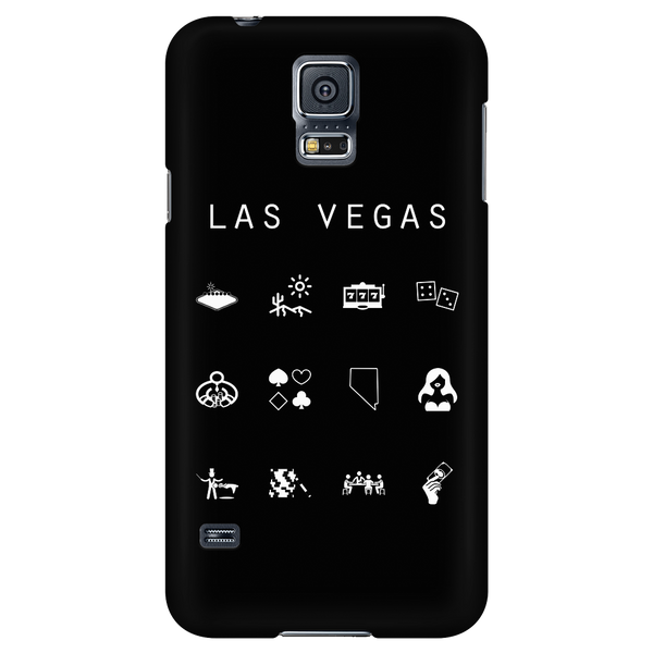 Las Vegas Black Phone Case - Beacon