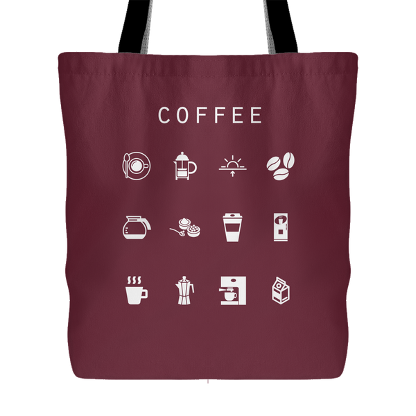 Coffee Tote Bag - Beacon