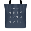 Cactus Tote Bag - Beacon