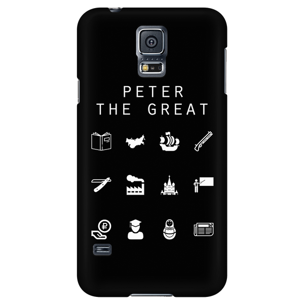 Peter The Great Black Phone Case - Beacon