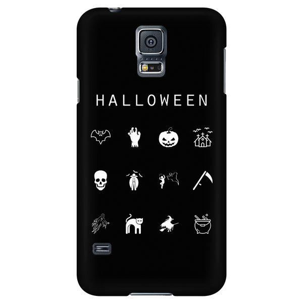 Halloween Black Phone Case - Beacon