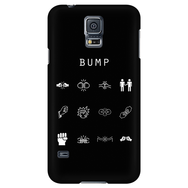 Bump Black Phone Case - Beacon