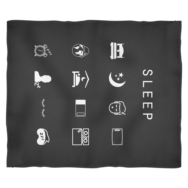 Sleep Fleece Blanket - Beacon