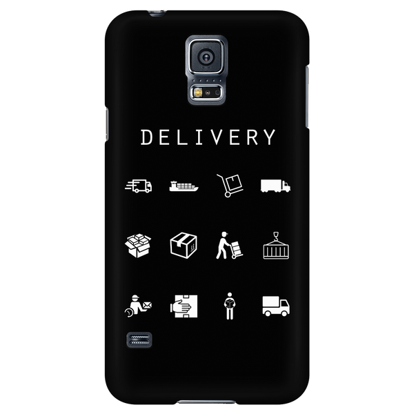 Delivery Black Phone Case - Beacon