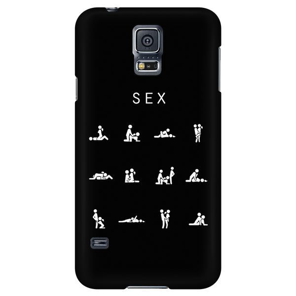 Sex Black Phone Case - Beacon