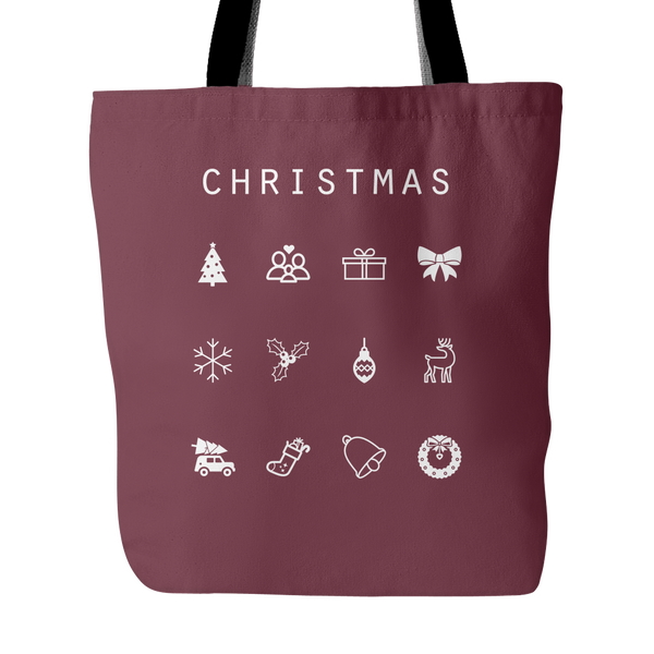 Christmas Tote Bag - Beacon